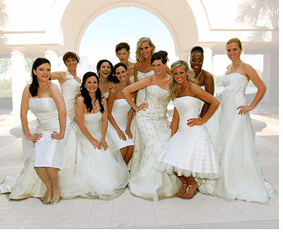 Discount Wedding Dresses Via Bridal Shows