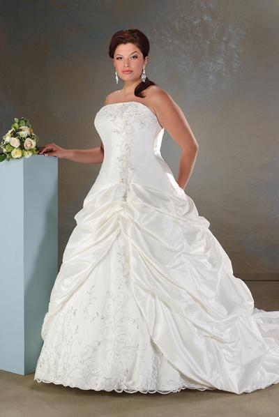 Genial Plus Size Wedding Dresses 1