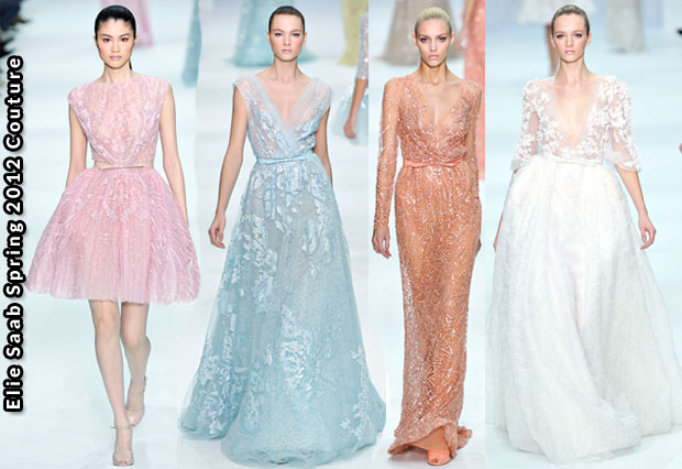 Affordable Prom Dresses Inspired by Elie Saab Spring 2012 Couture ...