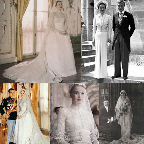 History of Wedding Dresses - DressilyMe\'s blog