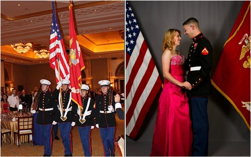 What To Wear To Winter Formals 3 Military Ball Dresses