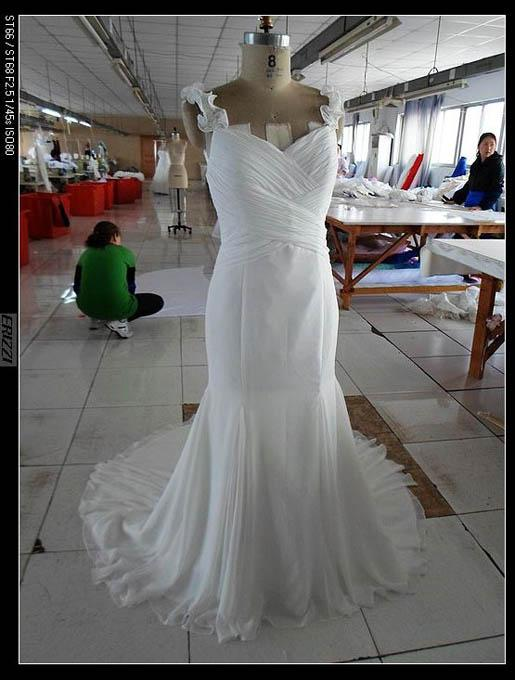 Dressilyme Real Customer Review Brittany S Custom Wedding Dress