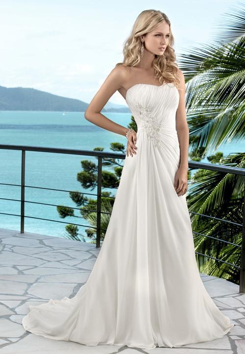 The Best Beach Wedding Dresses For Summer 2017 Dressilyme S Blog